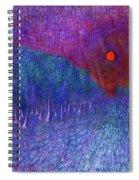 In Road Spiral Notebook
