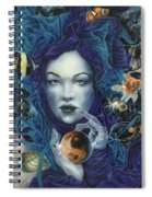 In Search Of Balance Spiral Notebook