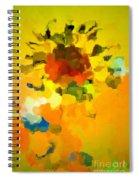 In Summer Spiral Notebook