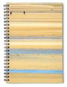 In Tasman Sands Spiral Notebook