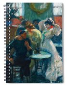 In The Bar Spiral Notebook