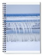 In The Bleak Midwinter Spiral Notebook