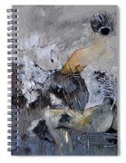 In The Boudoir 8831 Spiral Notebook