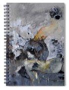 In The Boudoir 8831 Spiral Notebook