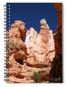 In The Bryce Canyon Spiral Notebook