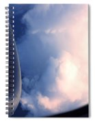 In The Cloud Spiral Notebook