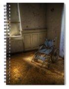 In The Corner  Spiral Notebook