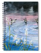 In The Dusk Spiral Notebook