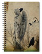 In The Elysian Fields Spiral Notebook