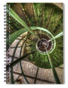 In The Eye Of The Spiral  Spiral Notebook