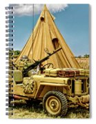 In The Field Spiral Notebook