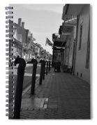 In The French Quarter Spiral Notebook