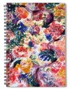 In The Garden I Spiral Notebook