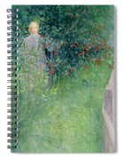 In The Hawthorn Hedge Spiral Notebook