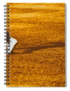 In The Infield Spiral Notebook