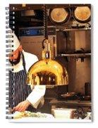 In The Kitchen Spiral Notebook