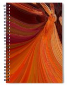 In The Land Of Oz Spiral Notebook