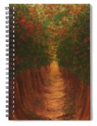 In The Lane Spiral Notebook