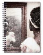 In The Mirror Spiral Notebook