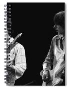 In The Moment With Bad Company 1977 Spiral Notebook