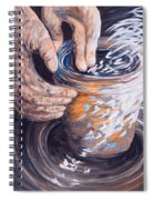 In The Potter's Hands Spiral Notebook