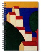 In The Provencal Alps Spiral Notebook