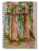 In The Rainforest Spiral Notebook