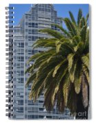 In The Shadows Of The Palm Spiral Notebook