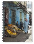 In The Souk Spiral Notebook