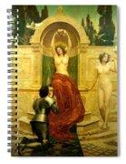 In The Venusberg Tannhauser Spiral Notebook