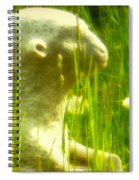 In The Weeds Spiral Notebook