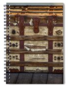 In This Old Chest Spiral Notebook