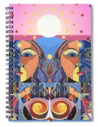 In Unity And Harmony Spiral Notebook