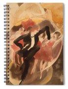 In Vaudeville Spiral Notebook