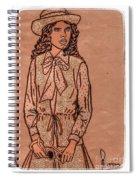 In Vogue Spiral Notebook