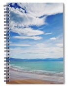 Inch Beach, Dingle Peninsula, County Spiral Notebook