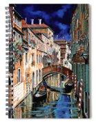 Inchiostro Su Venezia Spiral Notebook