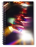 Indalo Man Spiral Notebook