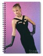 Indecentproposaldress Spiral Notebook