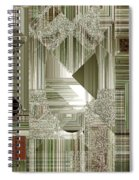 Indecision I Spiral Notebook