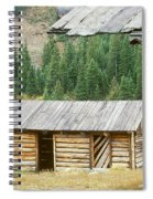 Independence Ghost Town Spiral Notebook