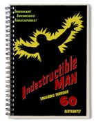 Indestructible Birthday Card Spiral Notebook
