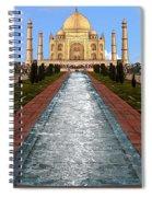 India 5 Spiral Notebook