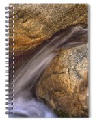 Indian Canyons 11 Andreas Canyon Spiral Notebook