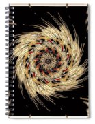 Indian Dance Spiral Notebook