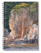 Indian Rock  Spiral Notebook