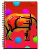 Indian Wedding Spiral Notebook