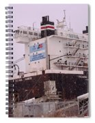 Indiana Harbor 1  Spiral Notebook