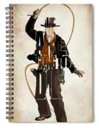 Indiana Jones Vol 2 - Harrison Ford Spiral Notebook