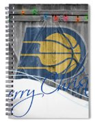 Indiana Pacers Spiral Notebook